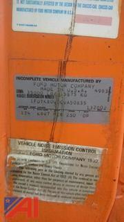 1982 Ford L8000 Dump