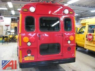2001 Ford E350 Bus