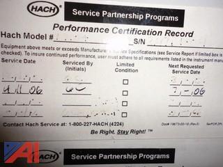 HACH - Process TOC Analyzer