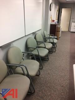(19) Office Guest Chairs