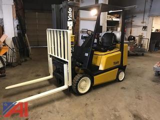 ***Video Added*** Yale 5000lb Forklift