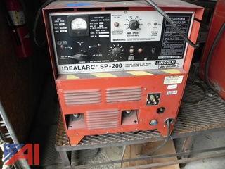 Idealarc SP-200 Welder (#2)