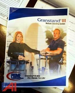 Special Needs Grandstand III Modular Standing Frame