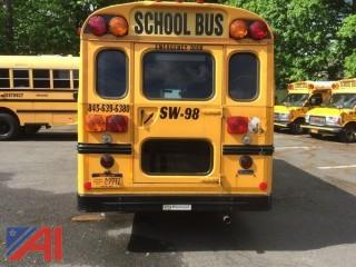 2002 GMC Savanna 3500 School Bus