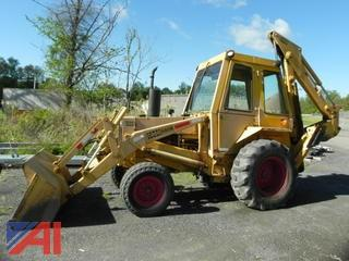 1973 Case 580B Backhoe w/ Front Loader