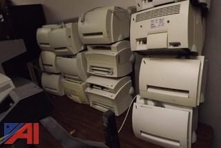 (12) Hewlett-Packard Printers