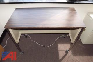 (3) Meco Typing Tables