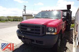 2004 Ford F450 Stake Truck