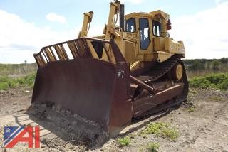 1986 Caterpillar D8L Bulldozer