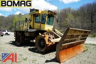2002 Bomag BC-671-RB Refuse Landfill Compactor