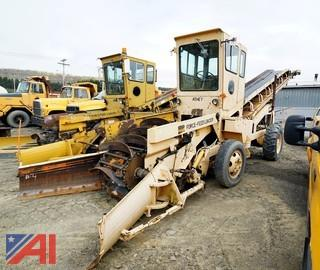 1981 Athey 7-12 Force-Feed Wheel Loader
