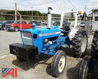 1974 Ford 3000 SW Tractor