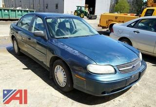 2002 Chevy Malibu 4 Door Sedan
