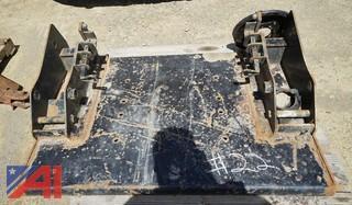 John Deere Front Bucket Adaptor Plate