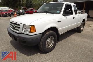 2001 Ford Ranger Pickup