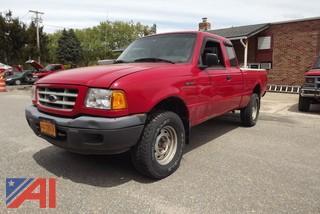 2002 Ford Ranger Pickup