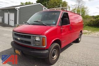 2002 Chevrolet 3500 Van