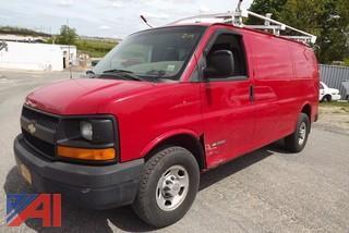 2003 Chevvrolet Express Van