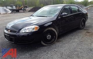 2007 Chevrolet Impala/Police Vehicle 4DSD