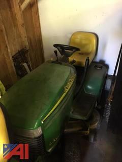 2002 John Deere LX277 Lawn Mower