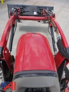 **4% BP** 2016 Farmall Case L350A Tractor