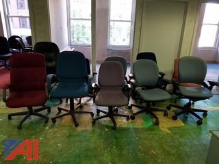 (10) Office Chairs