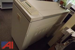 Xerox Plotter (model #8830) with Separate Scanner (model #7356)