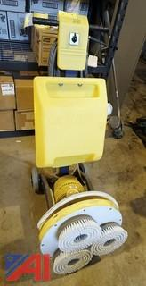 Cimex Cyclone Scrubbing Machine/Carpet Cleaner