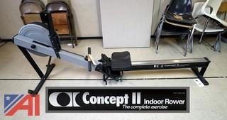 Concept II/2 Indoor Rowing Machine/2