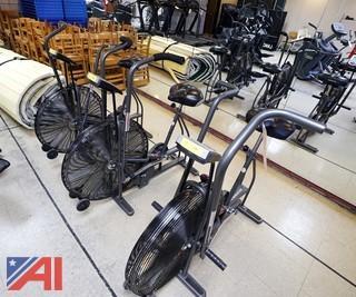 (3) Schwinn Airdyne BioFit Dual Workout Bikes