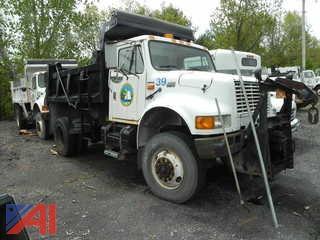 1995 International 4800 Dump