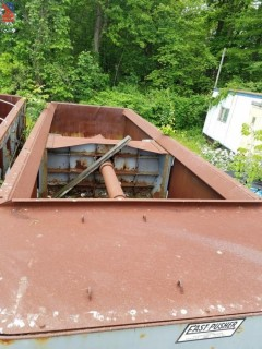 **Pictures Added**  (2) Open Top Trailers