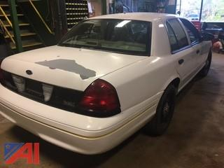 2008 Ford Crown Vic 4DSD
