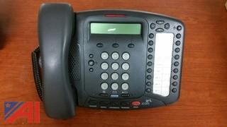 3COM  NBX Phone System and Telephones