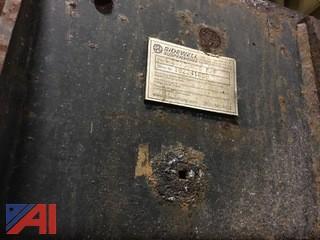Ridewell Suspensions Drop Axle