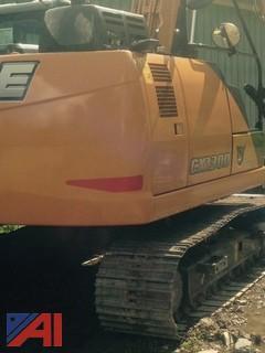 2016 Case CX130D Excavator