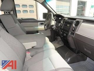 2010 Ford F150 4x4 Ext Cab Pickup