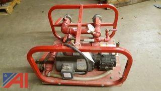 Rice Hydrostatic Fire Hose Test Pump