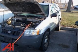 2004 Ford Escape 4 Door