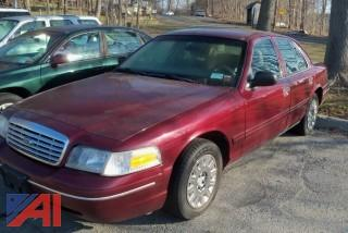 2005 Ford Crown Victoria 4DSD/Police Interceptor