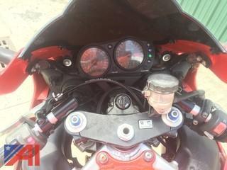 2007 Kawasaki ZX600J (ZZR) Motorcycle