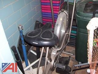 (2) Schwinn Exercise Bikes