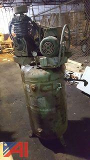 Campbell Hausfield Tank and Compressor
