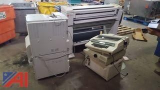 Lot of Several Copier Machines and More