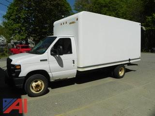 2008 Ford E350 Box Truck w/ Ramp