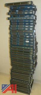 (40) Cisco Catalyst Network Switches