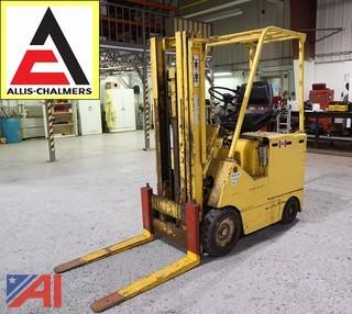 Allis-Chalmers ACE 30-A 3,000 lbs 36V Forklift & Charger