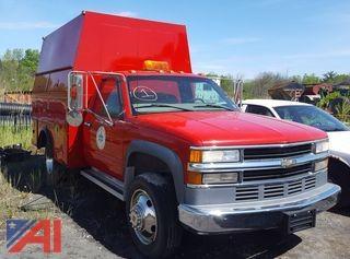 2000 Chevrolet 3500 Pickup/Utility Truck