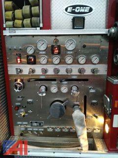 1995 Emergency One Hurricane Pumper