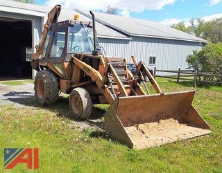 1984 Case 580 Super E Construction King Loader/Backhoe